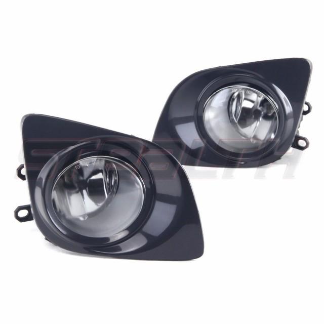 数量は多い  USフォグライト 2009 - 2012年トヨタVenza Fog照明ドライビングランプ交換用DOTクリアレンズ For 20, タノグン dcb8315e