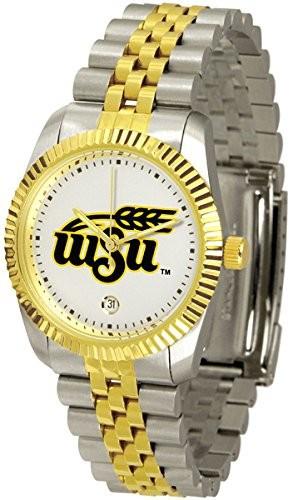 【セール】 Wichita StateWichita State Shockersメンズエグゼクティブ時計, 高清水町:c891f905 --- 1gc.de