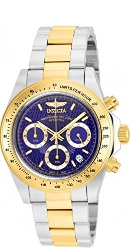 【国内正規品】 Invicta Mens 7115 Signature Collection Speedway Chronograph Watch, 紀州蔵 216cac34