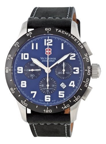 【楽ギフ_のし宛書】 Blue Watch Swiss 241188 Victorinox Professional Mens Airboss Army Dial-腕時計メンズ