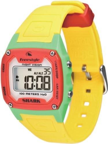 2019年新作入荷 [フリースタイル]Freestyle 腕時計 SHARK CLASSIC デジタル表示 ストップウォッチ・タイマー機能付き 10気圧防水 CLASSIC デジタル表示 10気圧防水 オレ, PUICK:703f298a --- schongauer-volksfest.de