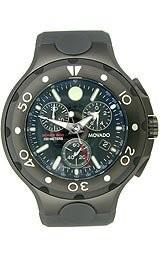 最大の割引 Movado Thermoresin Mens 2600044 2600044 Series 800 800 Black Thermoresin Strap Watch, Hemo'z:622e4fc8 --- schongauer-volksfest.de