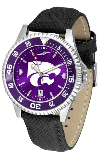 フジオカシ Kansas StateKansas State Wildcats競合他社Anochromeメンズ腕時計???カラーベゼル, ふとんの玉手箱:f5021551 --- 1gc.de