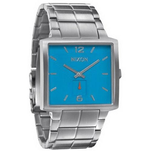 100%本物保証! ニクソンDistrict腕時計???メンズスカイブルー、1サイズ, KANON STORY 563797e5