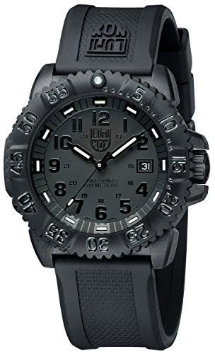低価格 [ルミノックス]LUMINOX 腕時計 3051BlackOut メンズ ネイビーシールズ カラーマーク 日本限定 日本限定 ブラックアウト 3051BlackOut メンズ [並行?, リポーズジョイ:7ae039d9 --- 1gc.de