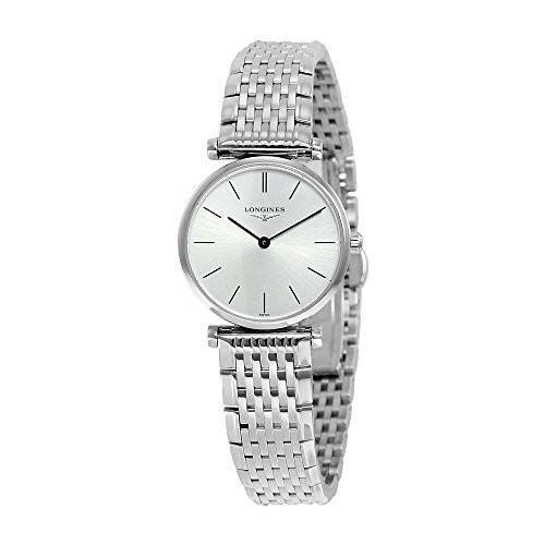 安い購入 [ロンジン]LONGINES レディース 腕時計 グランドクラシック L4.209.4.72.6 シルバー L4.209.4.72.6 レディース 腕時計 [並行輸入品], キミセ醤油:062a2ec2 --- kzdic.de