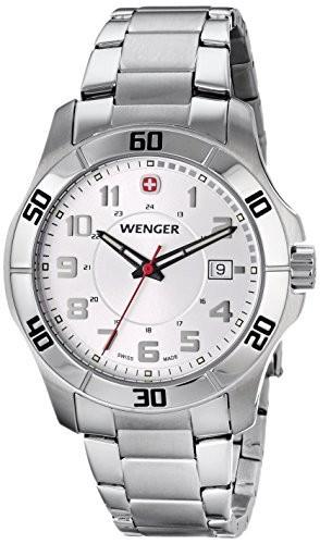 【テレビで話題】 [ウェンガー]Wenger 腕時計 Bracelet Alpine White Dial Dial Steel Bracelet Watch Watch 70489 メンズ [並行輸入品], 靴のセレクトショップ Lab:4e9956b1 --- ai-dueren.de