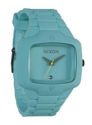 【新作入荷!!】 Nixon - メンズゴムプレーヤーアナログ時計, O/S, Seafoam, luire 9fc542fe