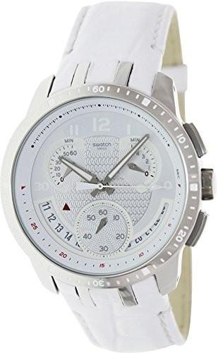 最新コレックション [スウォッチ]SWATCH WHITE 腕時計 HOUR IRONY RETROGRADE(アイロニー レトログラード) YRS426 COLD HOUR WHITE YRS426 メンズ【並行輸入品】, 熊取町:430f518c --- chevron9.de