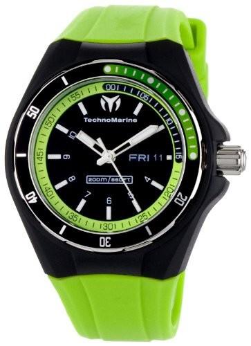 【新品、本物、当店在庫だから安心】 TechnoMarineメンズ111017クルーズスポーツ40?mm腕時計-腕時計メンズ