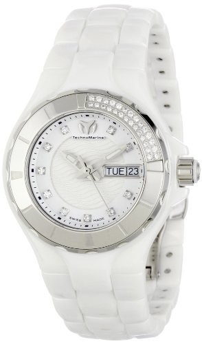 [宅送] TechnoMarine Womens 110023C Cruise Ceramic Cruise 36mm 110023C 36mm Watch, ケルヒャー公式:bb0434d6 --- 1gc.de