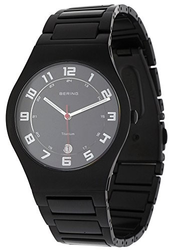 最新作の BERING Watch Men black Watch black Men 11937-772, ミナミヤマシロムラ:d774044e --- 1gc.de