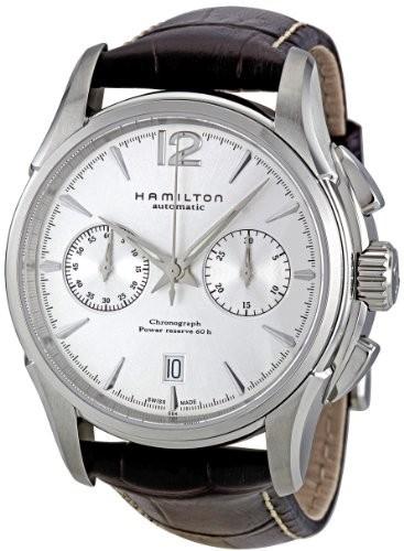 【在庫限り】 [ハミルトン]HAMILTON 腕時計 Jazzmaster メンズ Auto Chrono(ジャズマスター オート H32606855 クロノ) 腕時計 H32606855 メンズ【並行輸入品】, にっぽり パキラ:68737c08 --- schongauer-volksfest.de