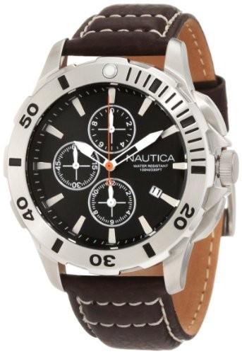 ファッションの Nautica Mens N18643G N18643G Bfd 101 Dive Nautica Style 101 Chrono Watch, 沙流郡:77d7f308 --- 1gc.de