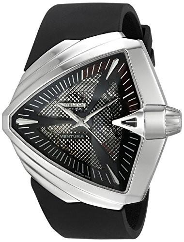 無料配達 HAMILTON ハミルトン VENTURA XXL ベンチュラXXL 腕時計 【並行輸入品】 メンズ H24655331, ニノヘシ 026842b6