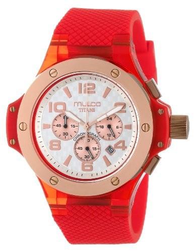 リアル MULCO Swiss Unisex MW2-9619-063 MW2-9619-063 Analog Unisex Chronograph Swiss Watch, テクノ ゴシック サブライム:3e194dcd --- 1gc.de