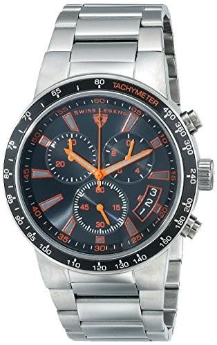 割引価格 [スイスレジェンド]Swiss Legend メンズ 10057-GM-11-ORA 腕時計 10057-GM-11-ORA メンズ Legend [並行輸入品], ムーンハートのロール屋さん:28508820 --- 1gc.de