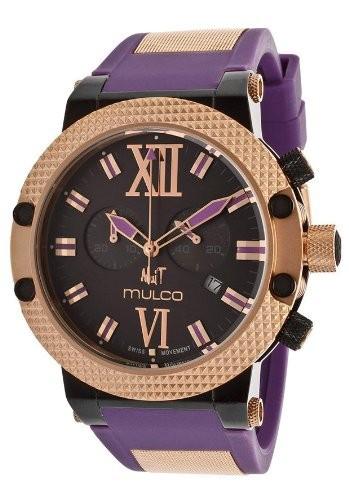 【ラッピング不可】 Mulco NUIT Link Link Mulco ChronographユニセックスWatch, ginlet(ジンレット):29b03be4 --- eu-az124.de