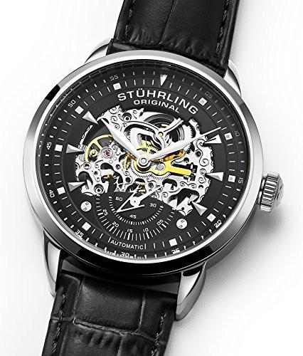 新作人気モデル Stuhrling Stuhrling - Wristwatch, Wristwatch, Man - 3, オオマチシ:c4cdab2e --- ai-dueren.de