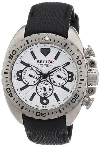 激安単価で 600アナログステンレススチールWatch &aposs r3251573001?Racing セクターMen-腕時計メンズ