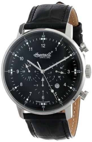 【メール便無料】 (インガーソル)Ingersoll 腕時計カレンダー Houston IN2816BK [並行輸入品], ZNEWMARK(ジニューマーク) 832767bd