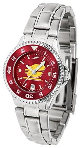 買取り実績  中央ミシガンChippewas競合他社スチールAnochromeレディース腕時計, 鎧兜甲冑工房丸武産業:d7423899 --- stunset.de
