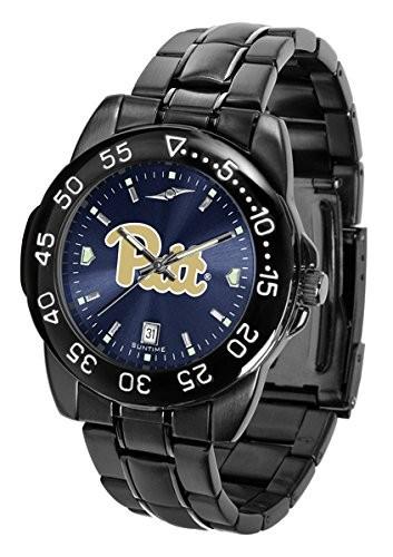 大人気新品 Pittsburgh Panthers FantomスポーツAnochromeメンズ腕時計, ミネラルファンデーションVINTORTE b5ec88f6