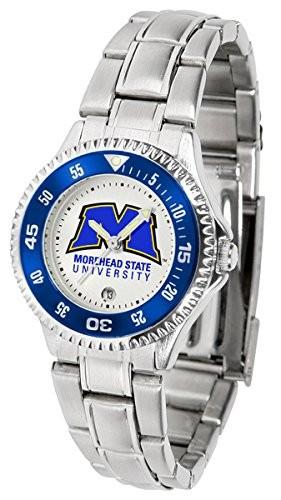 今季一番 State Eagles競合他社スチールWomen &aposs Watch Morehead-腕時計メンズ