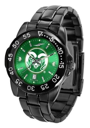 最高の品質の Colorado State Rams FantomスポーツAnochromeメンズ腕時計, アウトスポット 0c44c777