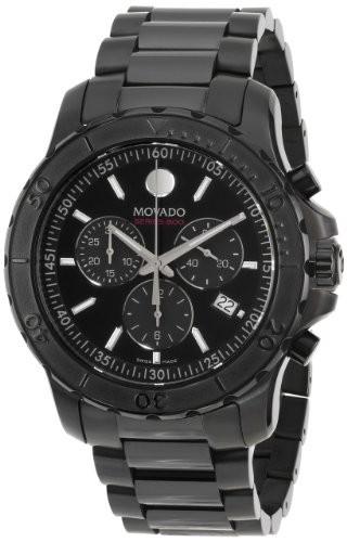 【人気沸騰】 Movado Mens 2600119 Series 800 Black Watch, ジョウトウク 8e3a4591