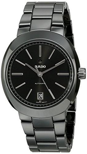 上品なスタイル Star Watch - Rado s Analog Swiss Display Men Black Automatic r15610172?D-腕時計メンズ