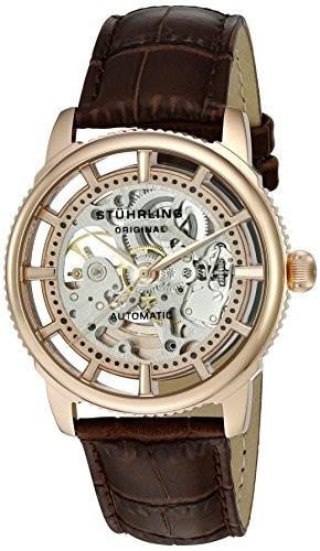【美品】 [ストゥーリング メンズ Original・オリジナル]Stuhrling Original 腕時計 393.3345K14 393.3345K14 メンズ [並行輸入品], マルシェ:df35f086 --- 1gc.de
