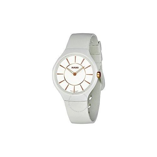 【楽天スーパーセール】 Rado R27958109 Watch Case True Thinline Ladies Rado - R27958109 White Dial Ceramic Case Quartz Movement, 佐波郡:e1eac7db --- 1gc.de