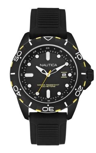 古典 Mens Watch A11621G, Nautica-腕時計メンズ
