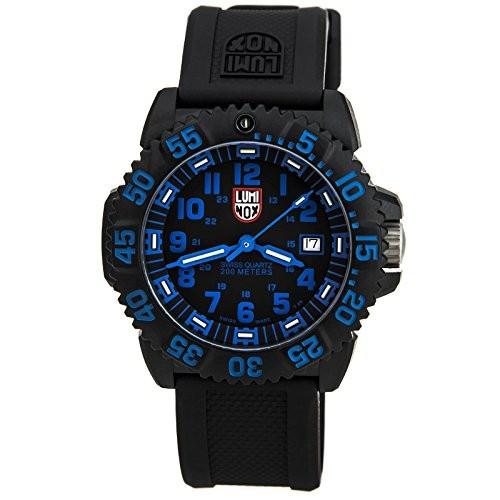 品質検査済 Colormark ルミノックスNavy 3050シリーズメンズ時計3053。NewBlue Seal-腕時計メンズ