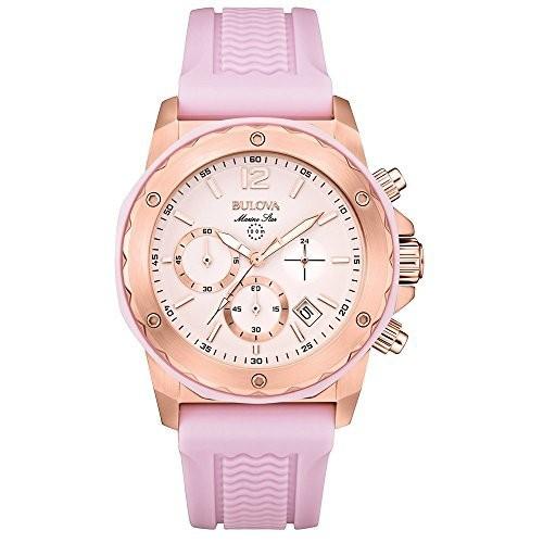 大特価 BULOVA Wristwatch 98M118-腕時計メンズ