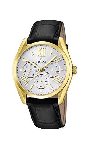 限定価格セール! Festina F16753 Watch,/1 - Mens color: Watch, Leather, color: Festina Black, TRAMS:fdf79fd1 --- 1gc.de