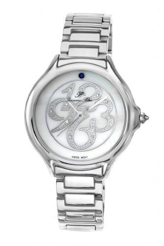 特別オファー porsamoporsamo Bleuパリステンレススチールシルバートーン女性のダイヤモンド腕時計132?Apas, MY HONEY:892e4db8 --- 1gc.de