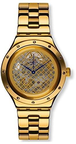 【福袋セール】 IRONY 【並行輸入品】 YAG100G [スウォッチ]SWATCH オートマチック) AUTOMATIC(アイロニー メンズ 腕時計 BOLEYN(ブリン)-腕時計メンズ