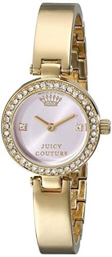 ー品販売  JuicyJuicy Coutureレディース1901227?Luxe Coutureゴールド調時計, 一六一八:8cccdb13 --- schongauer-volksfest.de