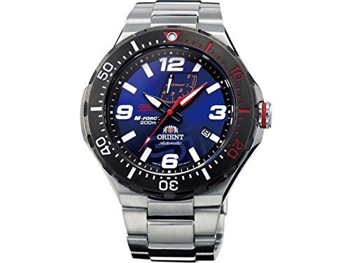 送料無料 Orient Orient Mens Watch Watch m-force自動sel07003d0, スポーツキッド:f405010c --- 1gc.de