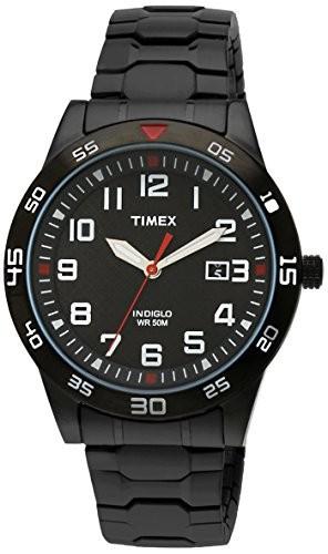 適切な価格 Timexファッションアナログブラックダイヤルメンズ腕時計???tw2p616006s-腕時計メンズ