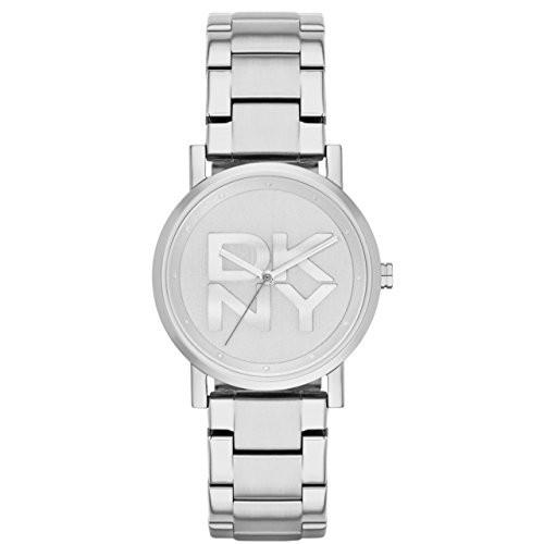 非常に高い品質 DKNY ny2302?34?mm Silver Steelブレスレット& Case Mineral Watch, 北区 2651f09f