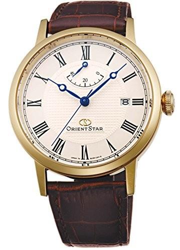 【★超目玉】 [オリエント]ORIENT 腕時計 ORIENTSTAR オリエントスター クラシック 腕時計 ORIENTSTAR 機械式 自動巻(手巻付) ウォームホワイト クラシック WZ0321E, ボールクラブbyスポーツサクライ:28460ed2 --- 1gc.de