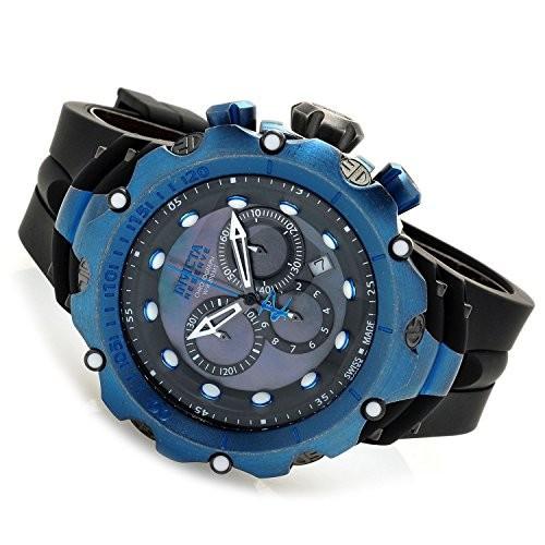 完売 インヴィクタ Invicta Distressed Metal Finish Reserve 52mm Venom Gen II Swiss Made Quartz Chronograph Watch 18453 [並行輸入品], 南伊豆町 a7c34968
