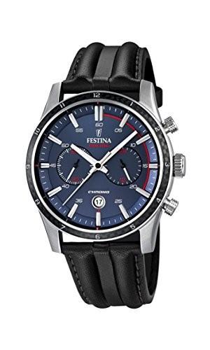 【正規通販】 f16874???2クロノスポーツ/メンズ用/ Festina f37 45?mm-腕時計メンズ