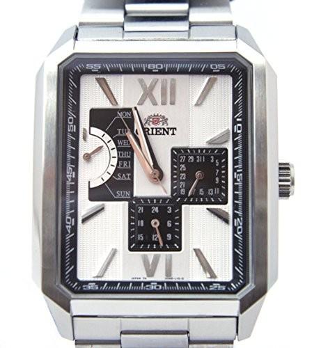 人気ブランド MenOrient Men sクオーツシルバーダイヤル腕時計suuad004?W0?(日本製), イサミ:a4564670 --- 1gc.de