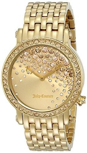 激安超安値 Juicy Couture 女性 女性 Luxe アナログ ドレス 石英 ドレス 石英 ウォッチ 海外出荷 1901280, イセンチョウ:ff9ee349 --- 1gc.de