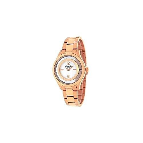 大特価放出! Kenneth Watches Watch シルバー Cole Classic Women &aposs-腕時計レディース