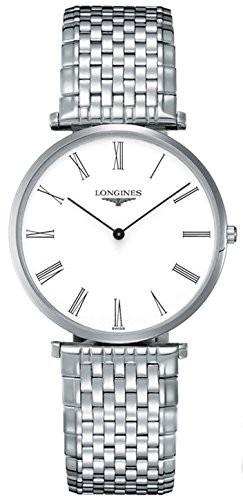 【限定特価】 Longines La Grande Classiqueメンズl47554116?Watchクォーツ???36?mm l4.755.4.11.6, 富士屋質店 0c98c2cc